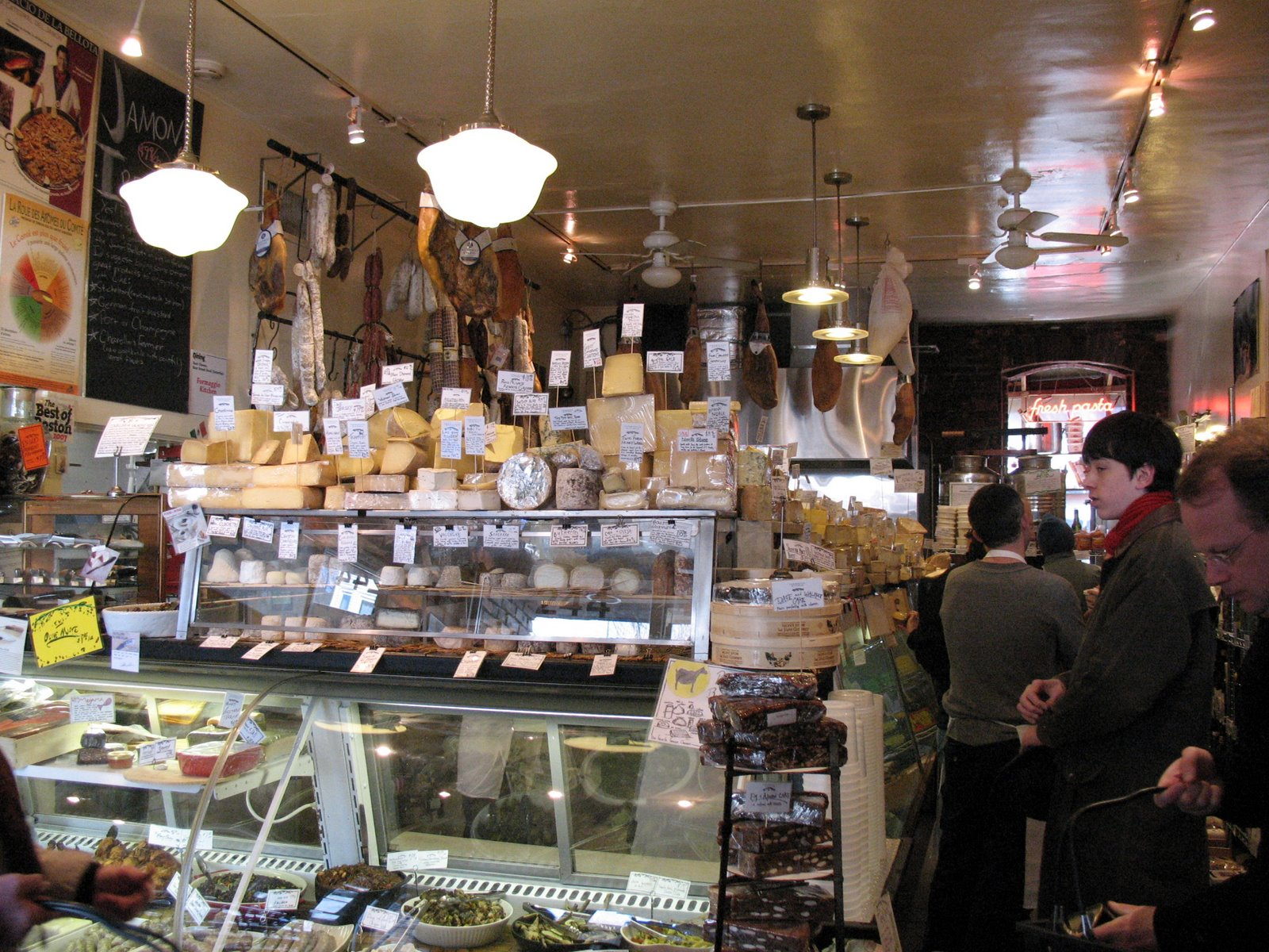 Cheese: Cambridge: Formaggio Kitchen | Displaced